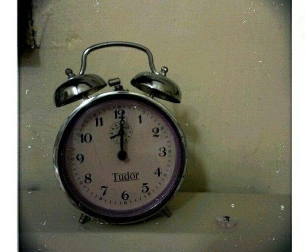 . time tells .