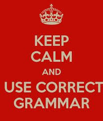 Six Rules of Grammar Fiction Writers  Can Challenge