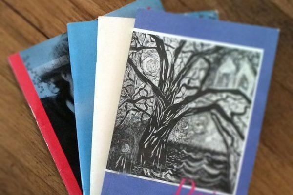 Eliot Gilbert's chapbooks