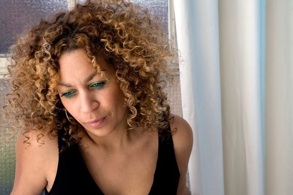 Poet and performer Salena Godden portrait