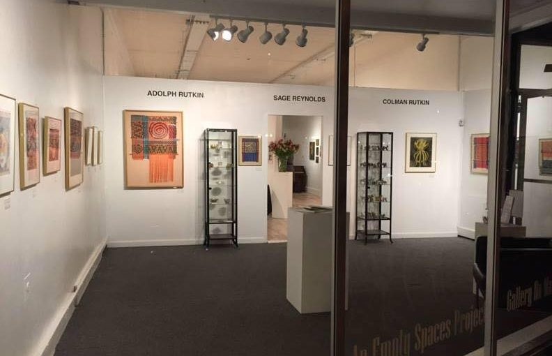 Special Woven Tale Press Art Exhibition