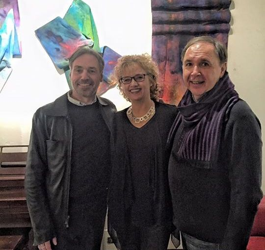 Woven Tale Press Art Exhibition Opening...