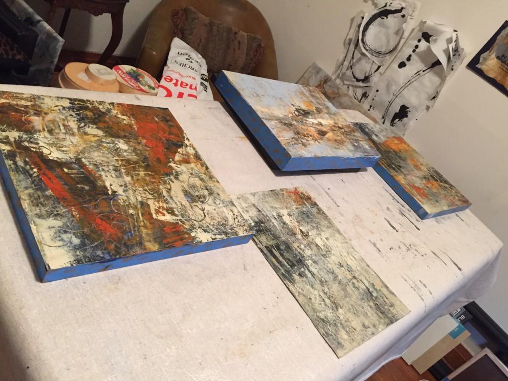 In progress-Oil&Wax 1