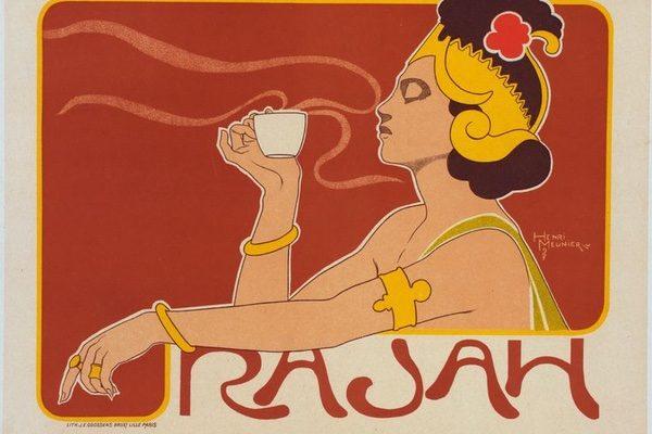 Rajah tea logo