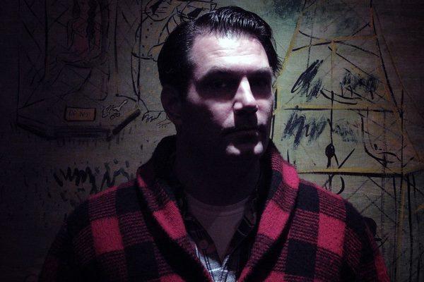 Poet Aaron Fagan headshot