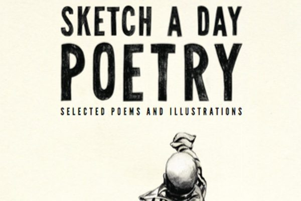 Kirstin Maguire's book, Sketch a Day Poetry