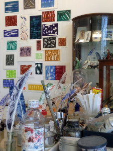 Rebecca Jewell's Priting Studio
