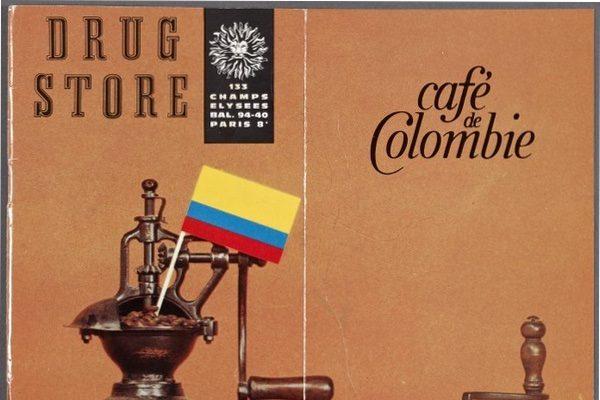 cafe de colombie coffee advertisement
