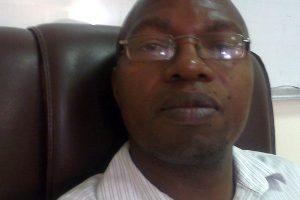 Poet Ndaba Sibanda headshot