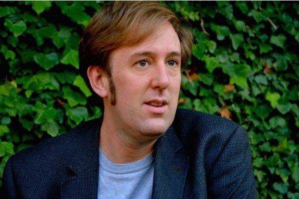Writer Robert Peake headshot