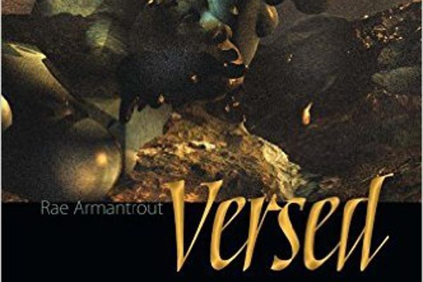 Versed by Rae Armantrout book cover