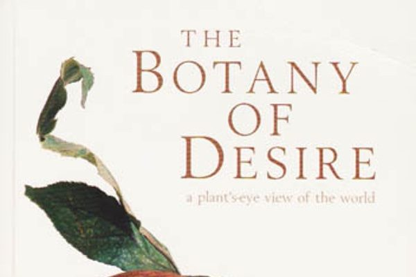 The Botany of Desire book cover