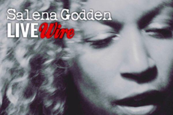 Salena Godden's LiveWire CD cover
