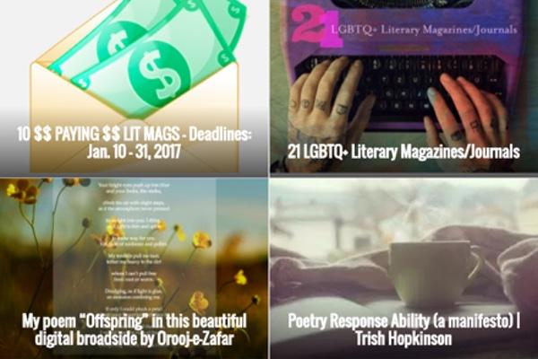 Site Review: Trish Hopkinson
