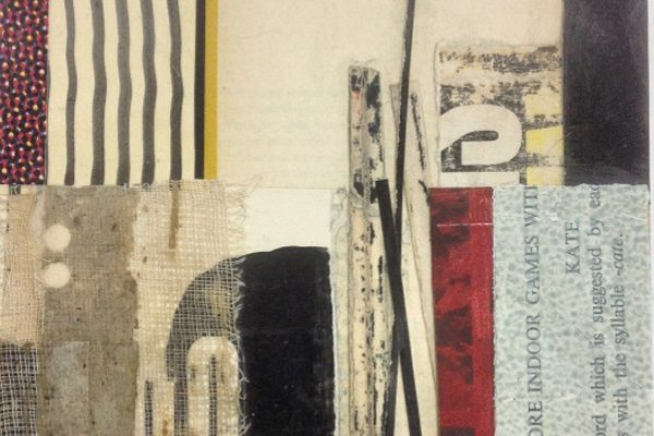A collage by Melinda Tidwell