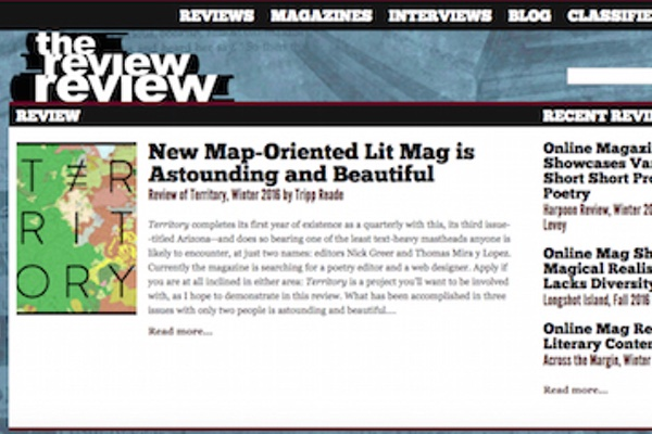 Site Review: The Review Review