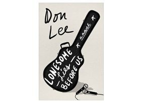 The cover of Lonesome Lies Before Us by Don Lee
