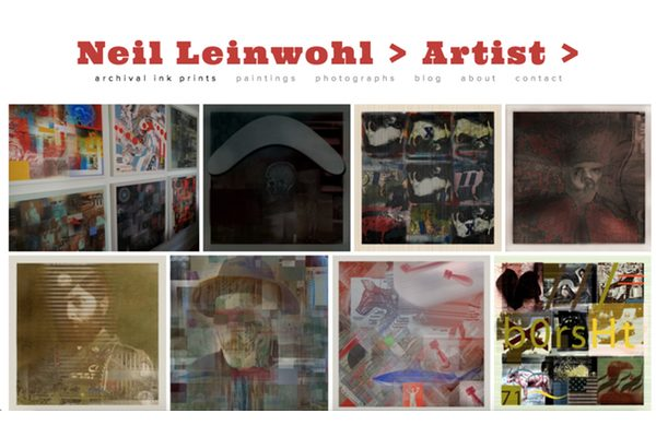 Home page of Neil Leinwohl's website