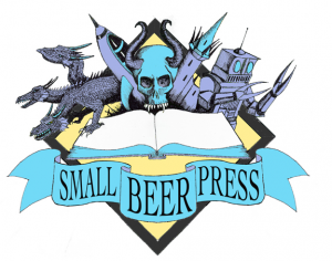 Logo for Small Beer Press