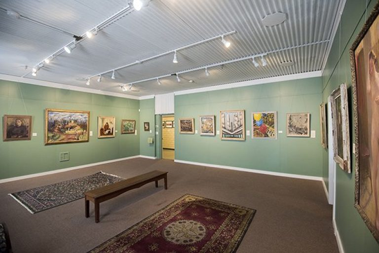 Gallery Profile: T.W. Wood Gallery