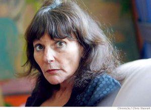Author Kate Braverman headshot