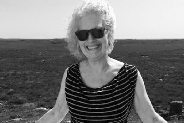 Writer Lynne Viti portrait