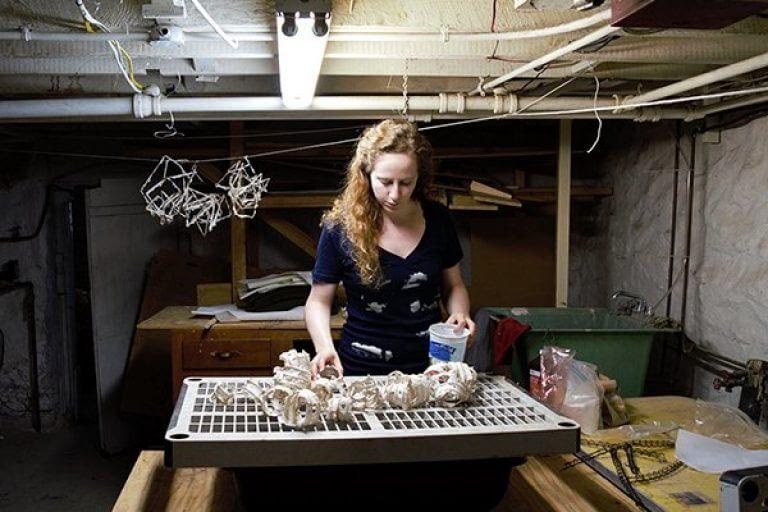 Inside the Studio: Hanna Vogel