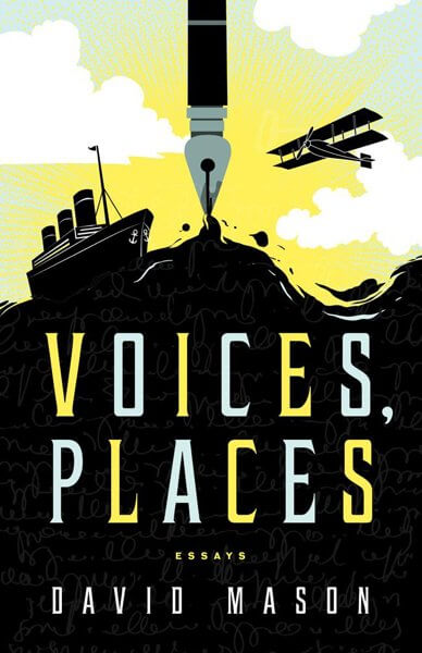 The book cover of Voices, Places by David Mason