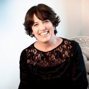 Headshot of author Laura Esther Wolfson