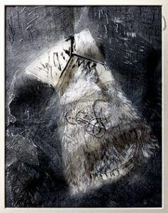 a work by Julia Shepley