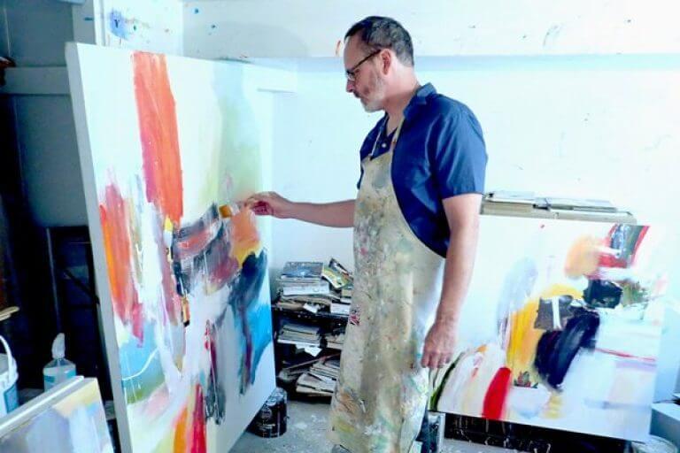 Inside the Studio: David Criner