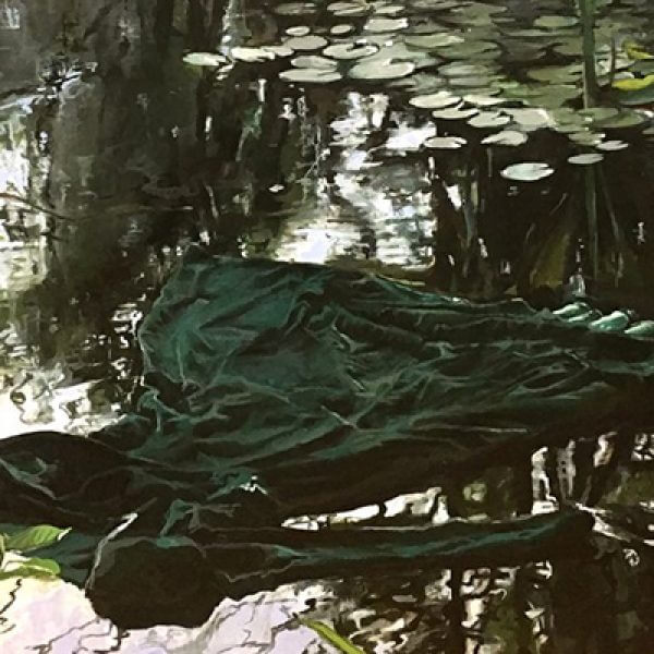 painting by Jean Sbarra Jones