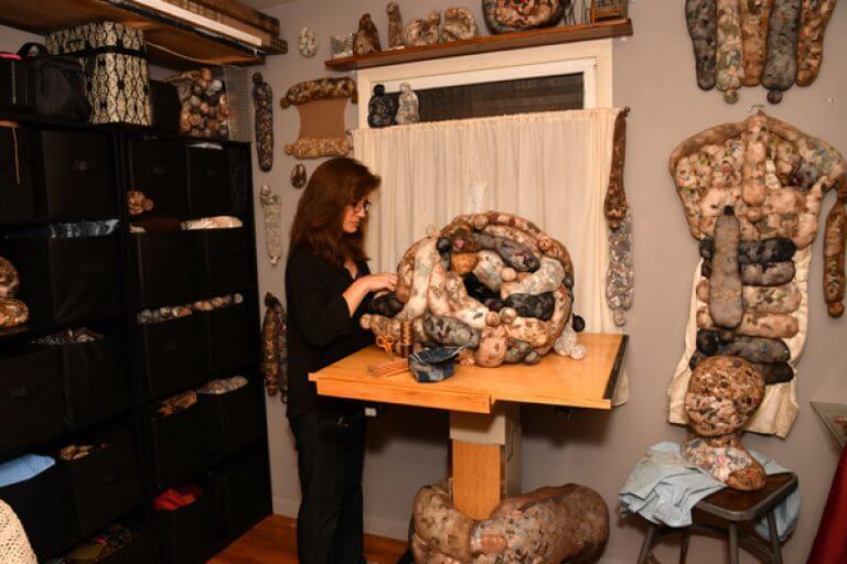 Inside the Studio: Andrea Rae