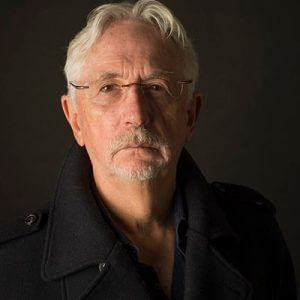Headshot of author Peter Cunningham