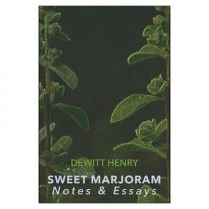Green book cover with plant stalks as accents