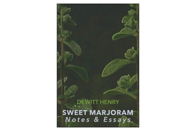 Book Review: Sweet Marjoram