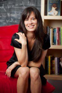 Portrait of writer Sonya Larson