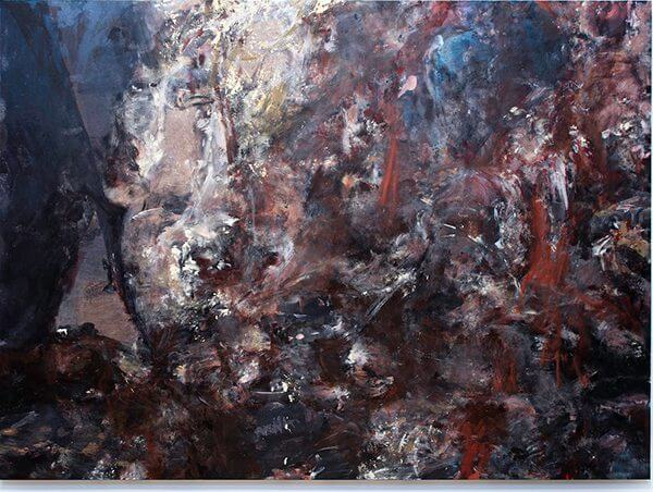 Abstract art by James Hyde
