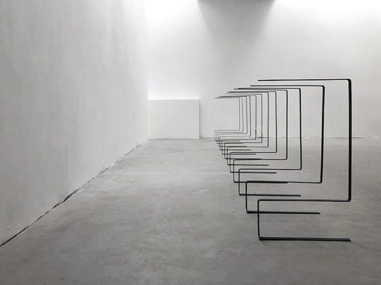 Installation by Sophia Latysheva