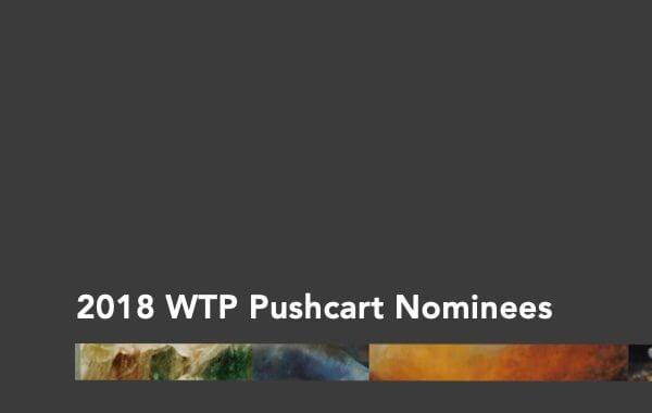 2018 Pushcart Nominations