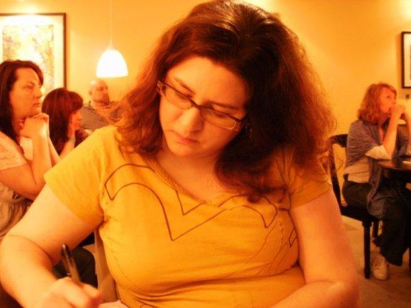 Lauren Scharhag portrait