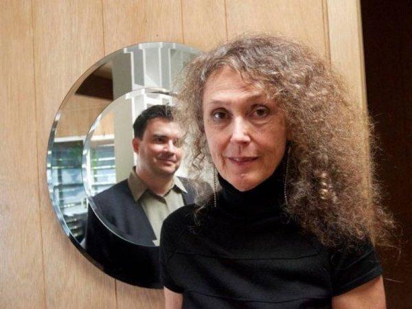 Terri Witek poet portrait