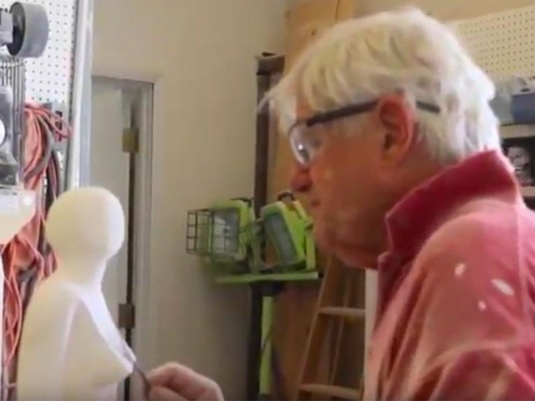 The Art of Stone Carving: Mark Yale Harris
