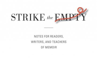STRIKE THE EMPTY by Beth Kephart