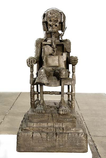 The Orientalist, Huma Bhabha