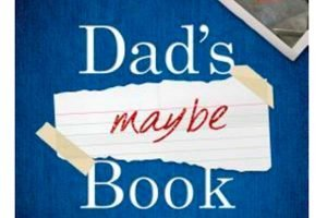 Dad's Maybe Book by Tim O'Brien cover