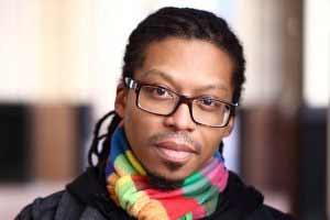 Nathan McClain, poet, headshot