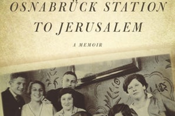 OSNABRÜCK STATION TO JERUSALEM by Hélène Cixous