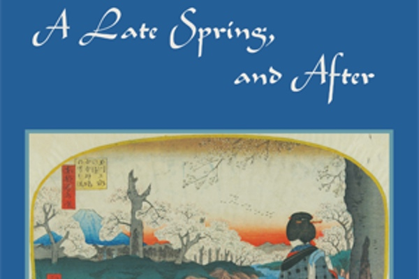 Cover of A Late Spring, and After by Robert B. Shaw