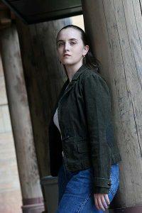Portrait of author Marie Brennan